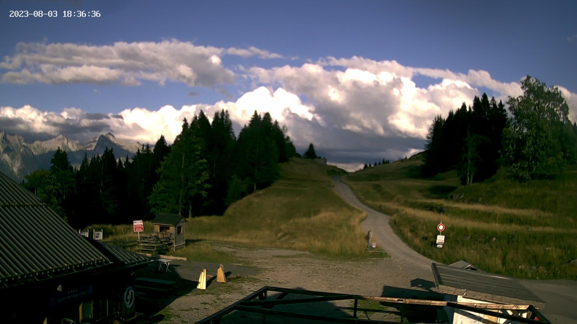 photo web cam Agy Saint Sigismond ski de fond raquettes randonnées